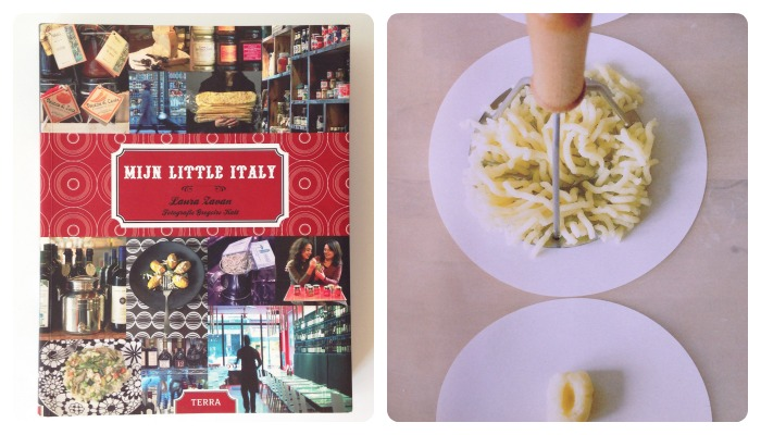 gnocchi recipe sage butter my little italy
