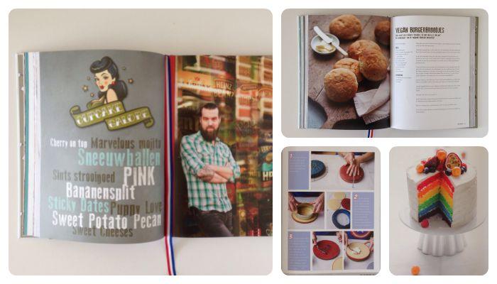 Keuken bibliotheek kookboek Heel Holland Bakt