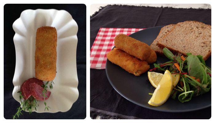Recept kroket met elandsworst Ikea Food Challenge