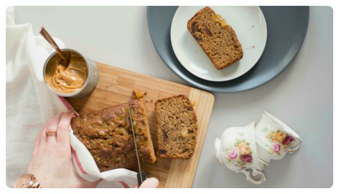 ginger dates cake recipe delicious magazine