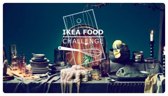 IKEA food challenge kookwedstrijd