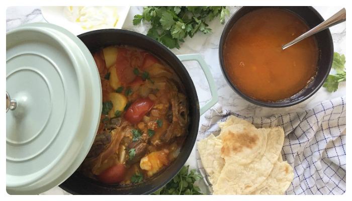 recipe perzian dizi abgusht iran